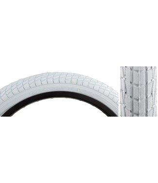 TIRES 18x2.0 WHITE/WHITE KONTACT K841