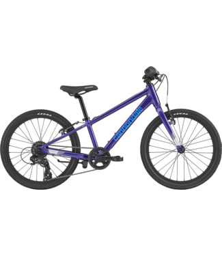 CANNONDALE 20 F Kids Quick One Size Ultra Violet
