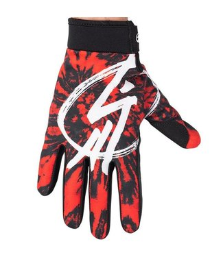 The Shadow Conspiracy CONSPIRE GLOVES RED TYE DIE