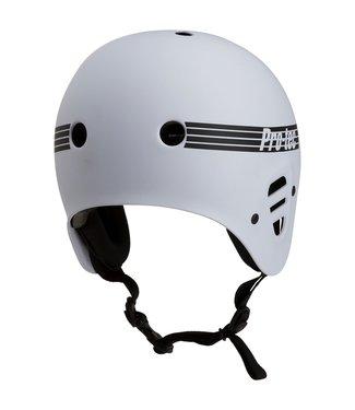 PROTEC FULL CUT SKATE HELMET MATTE WHITE MEDIUM
