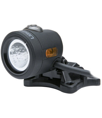 Light and Motion Vis Trail Headlight - Lighthead only with Helmet Mount