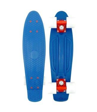 "SWELL 22"" COMPLETE SKATEBOARD OCEAN BLUE"