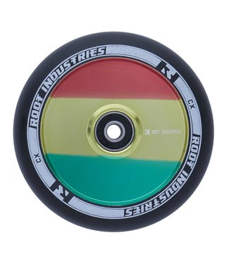 ROOT INDUSTRIES AIR WHEELS - 120MM - BLACK / MARLEY