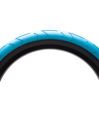 DUO HIGH STREET TIRE BLUE/BLACK 20X2.40 65 PSI