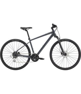 CANNONDALE 700 M Quick CX 3 Slate Gray LG