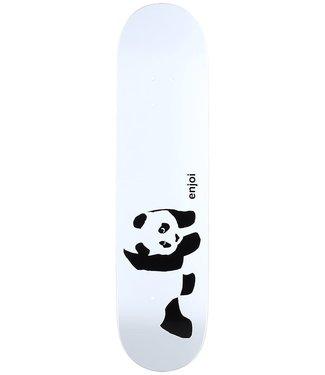 ENJOI WHITEY PANDA DECK  8.5