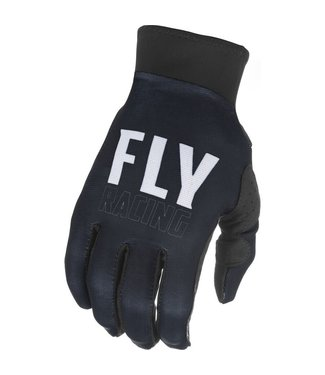 FLY RACING PRO LITE GLOVES BLACK/WHITE