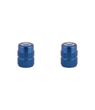 Box One Cone Valve Caps - Blue