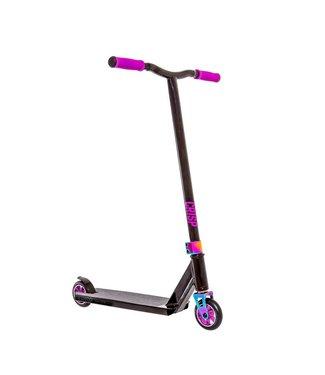 crisp Switch Scooter - Black/Purple