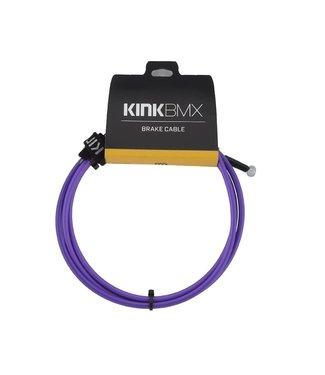 KINK Linear Brake Cable Purple