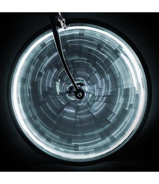 LIGHT  WHEEL GLOW f/ONE-WHEEL WHITE
