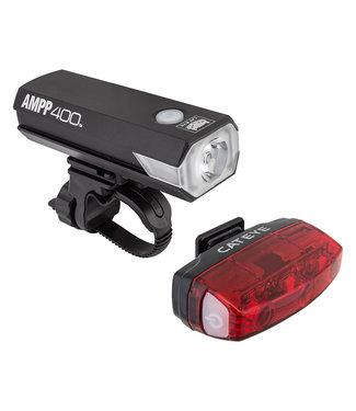 CATEYE AMPP 400 / RAPID MICRO LIGHT SET: