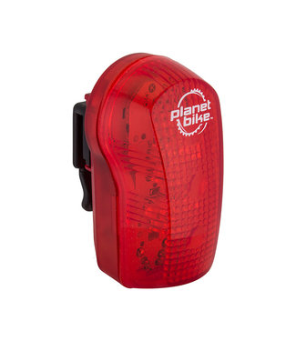 PLANET BIKE BLINKY-7 - REAR LED LIGHT