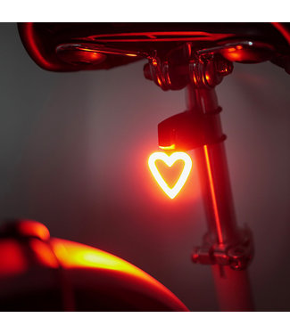 LIGHT REAR HEARTTHROB USB