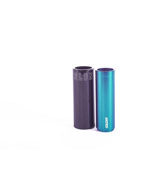 COLONY ANYWAY PLASTIC PEG BLUE/BLACK