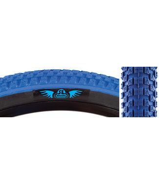 """Cub Tire 20"""" x 2.0 Blue/Black"""