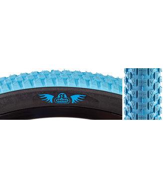 Cub Tire 20x2.0 LIGHT BLUE/BLACK