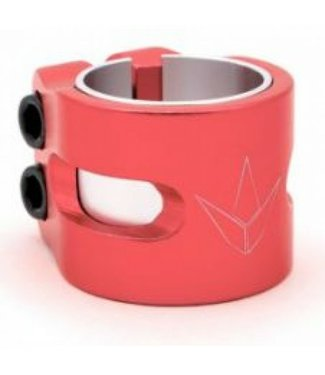 PRODIGY CLAMP OVERSIZED 2 BOLT RED