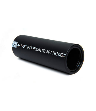 "FIT ""PVC"" PEG 4.5"" BLACK-SOLD INDIVIDUALLY"