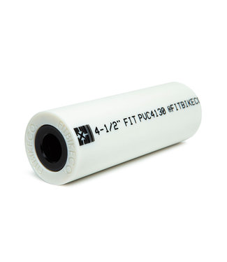 """FIT """"PVC"""" PEG 4.5"""" WHITE-SOLD INDIVIDUALLY"""