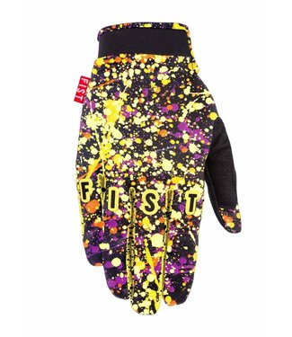 Fist Handwear ALEX HIAM SPLATTER GLOVES - MULTI-COLOR, FULL FINGER