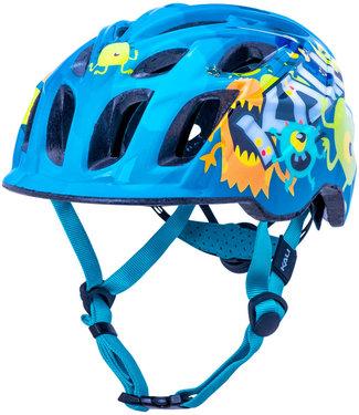 Kali Protectives Chakra Child Helmet - Monsters Blue, Children's, Small
