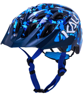 Kali Protectives Kali Protectives Chakra Youth Helmet - Pixel Blue, Youth, One Size