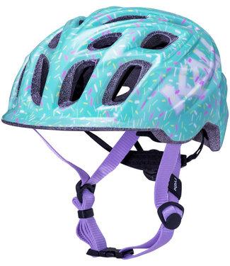 Kali Protectives Chakra Child Helmet - Sprinkles Mint, Children's, Small