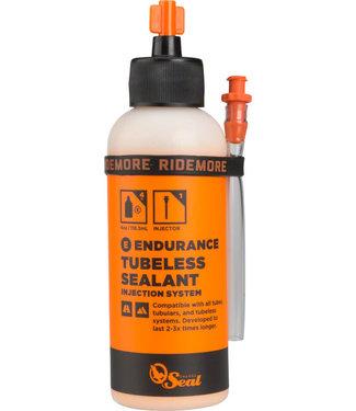 Orange Seal Endurance Tubeless Tire Sealant with Twist Lock Applicator - 4oz