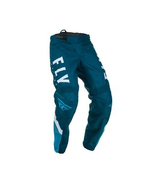 FLY RACING F-16 PANTS NAVY/BLUE/WHITE SZ 22