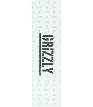GRIZZLY GRIZZLY 1 SHEET GRIP TAPE CLEAR