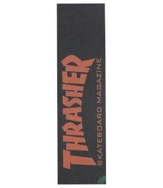 THRASHER / MOB  ORANGE GRIPTAPE