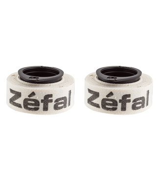 zefal COTTON RIM TAPES - 17 mm width - By pair
