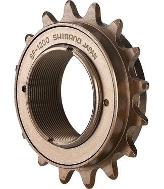 Shimano Shimano SF-1200 Freewheel - 18t, Bronze