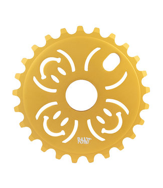 Rant CHAINRING 1pc  25T 1/8 HABD M-GD