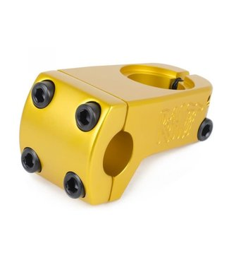 Rant STEM MX TRILL FRONT LOAD 1-1/8 GOLD