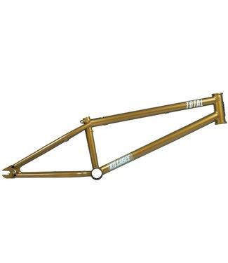 """TOTAL BMX KILLABEE K4 FRAME METALLIC GOLD  19.75"""""""