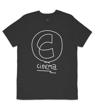 Cinema PRIMARY TEE BLACK
