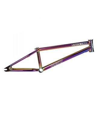 HYPER WIZARD BMX FRAME JET FUEL 21.25