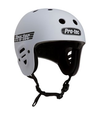 PROTEC FULL CUT SKATE HELMET MATTE WHITE XL