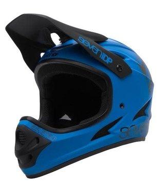 7iDP 7iDP, M1, Full Face Helmet, Matt Cobalt Blue/Black, L, 59 - 60cm