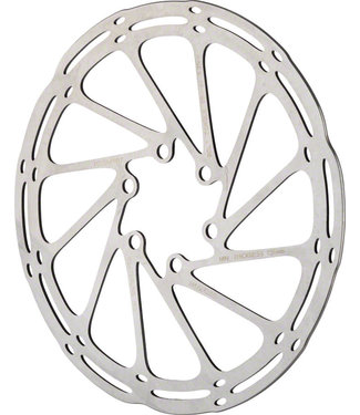 SRAM CenterLine Disc Brake Rotor - 180mm, 6-Bolt, Silver