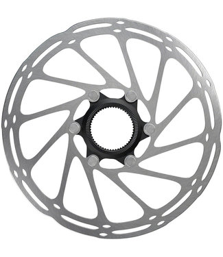 SRAM CenterLine Disc Brake Rotor - 160mm, Center Lock, Silver