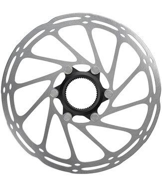 SRAM CenterLine Disc Brake Rotor - 180 mm, Center Lock, Silver