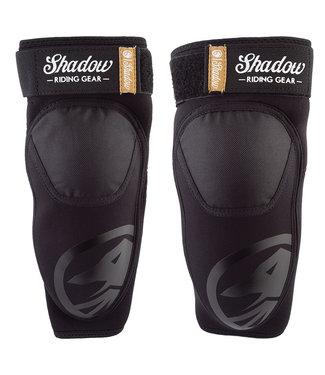 The Shadow Conspiracy PAD SET ELBOW PADS SUPER SLIM V2 XL BK