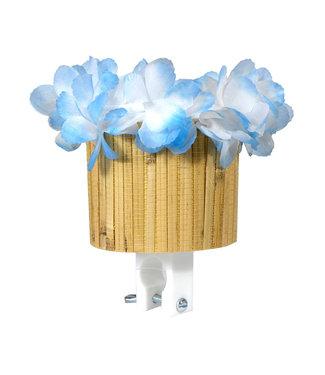 Cruiser Candy DRINK HOLDER BAMBO BLUE FLOWER