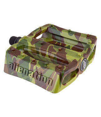 ALIENATION PEDALS AN EFFECTS 9/16 CAMO