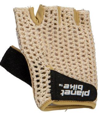 PLANET BIKE Taurus Gloves - Tan, Short Finger