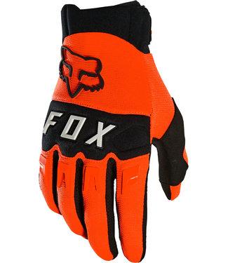 Fox Racing Dirtpaw Gloves - Fluorescent Orange, Full Finger, Men's, X-Large