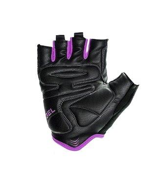 Bellwether Gel Supreme Gloves - Fuchsia, Short Finger, Women's, X-Large